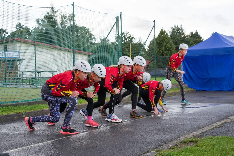 Pohárová soutěž mladách hasičů